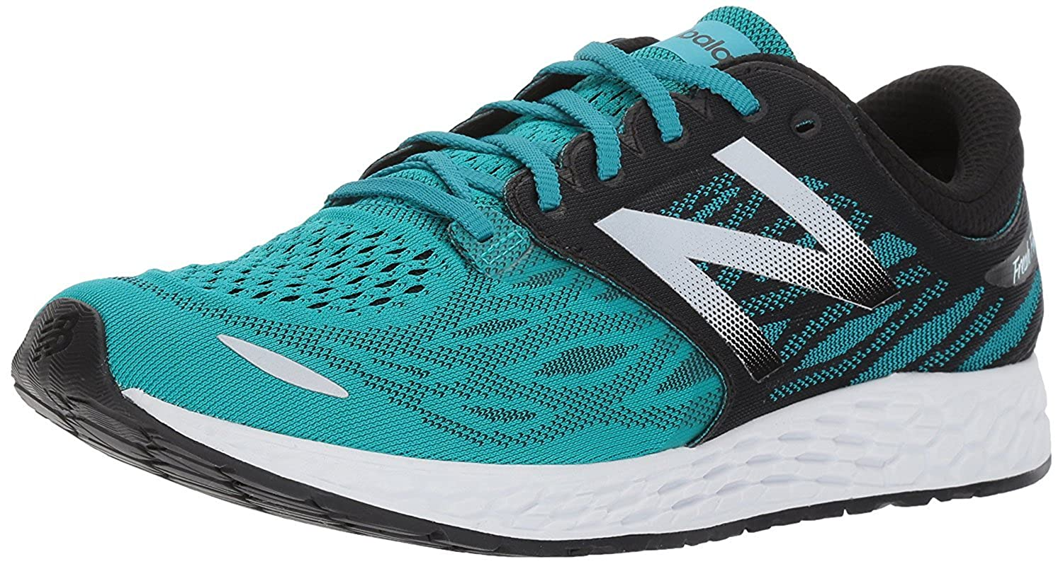 c21d6eeb526ac New Balance Men's ZANTV3 Running-Shoes, Pisces/Black, 12 2E UK/47 2E ...