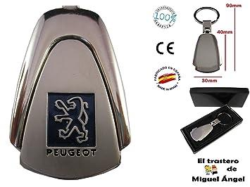 Llavero de coche Peugeot