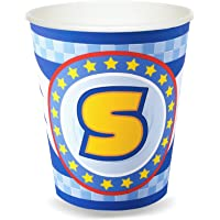 Sonic The Hedgehog Birthday Party Supplies 48 Pack Paper Cups