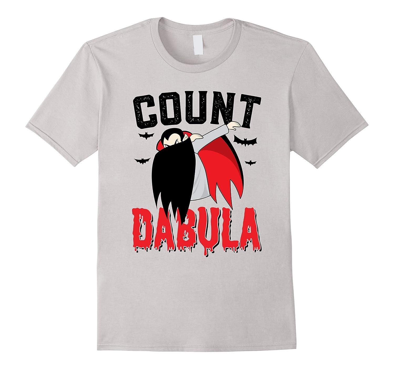 a71f315f Halloween Dab T-Shirt Count Dabula Tee Dabbing Kids Vampire-FL ...