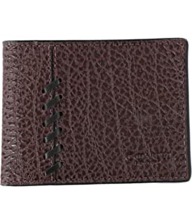 dbccd780 Amazon.com: COACH Men's Leather 3-in-1 Wallet Set Midnight/Black One ...