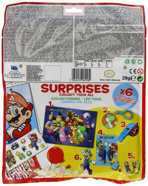 Surprise Super Mario Lucky Bags: Amazon.co.uk: Sports & Outdoors