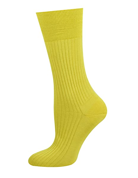 Mysocks 100% mercerizado de algodón egipcio calcetines lisos: Amazon.es: Ropa y accesorios