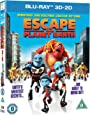 Escape From Planet Earth [Blu-ray]