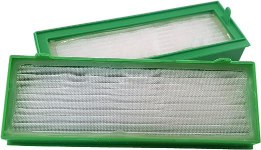 Filtro HEPA, filtro HEPA para aspirador Vorwerk Robot aspiradora ...