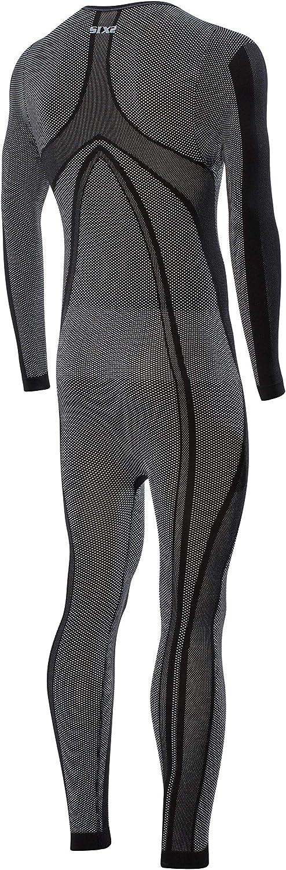 Noir Carbone SIXS Combinaison Racing Adulte Stxlr Superlight Taille XL