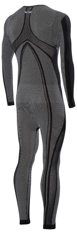Noir Carbone Taille XL SIXS Combinaison Racing Adulte Stxlr Superlight