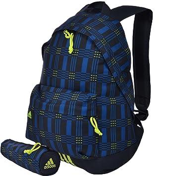 adidas Classic - Mochila escolar con estuche azul azul marino Talla:ns: Amazon.es: Deportes y aire libre