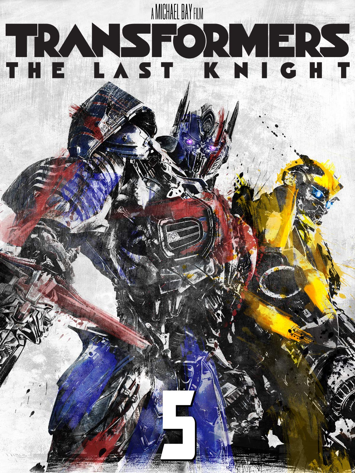 bc368a9df724 Amazon.com  Watch Transformers  The Last Knight