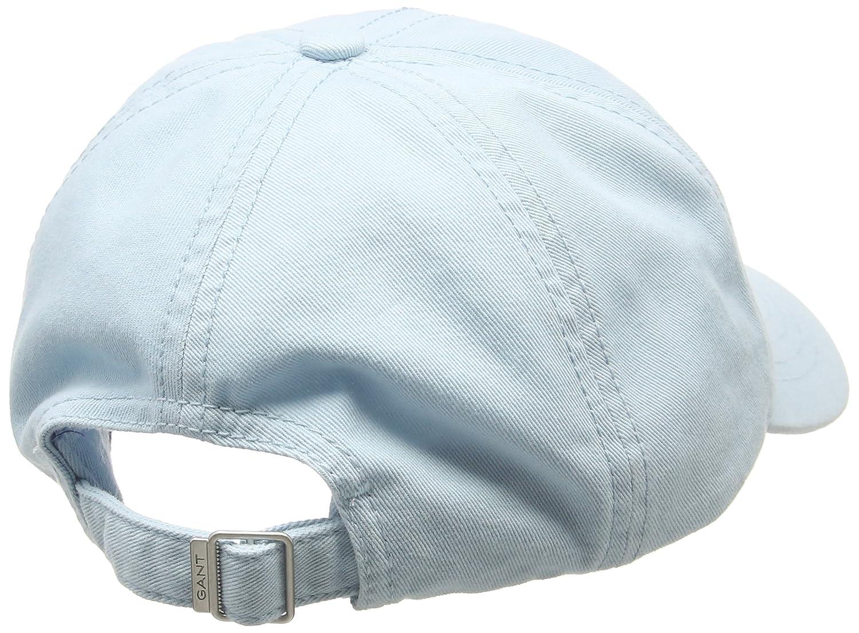Para Mujer Gorra De Béisbol Sunbleached, Azul (azul Menta), Uno Gant Tamaño