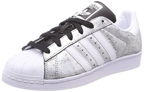 the best attitude 1f6ce c1dc2 adidas Damen Superstar Fitnessschuhe