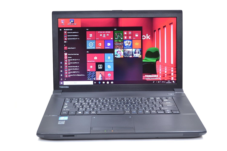 中古ノートパソコン 東芝 dynabook Satellite B553/J Core i5 3230M (2.60GHz) メモリ8G Windows10 64bit WiFi マルチ Bluetooth USB3.0 B07DTX5MP3, ラッキーパンダ 38ec06b1