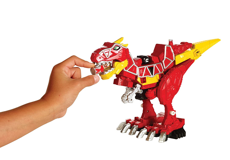 Amazon.com: Power Rangers Dino Charge - Dino Charge Megazord ...
