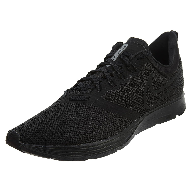 NIKE Women's Zoom Strike Running Shoe B071F41WN2 7|Black