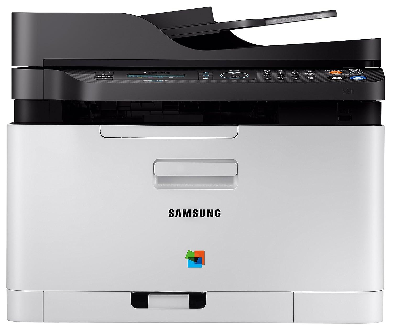 Samsung Xpress SL CFW Laser A Wifi Negro Color blanco multifuncional Impresora
