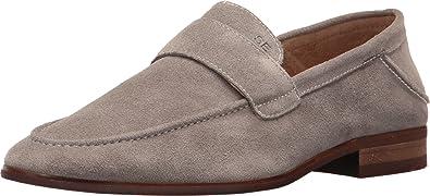 Sam Edelman Women's Ethan Grey Cow Suede Leather Shoe