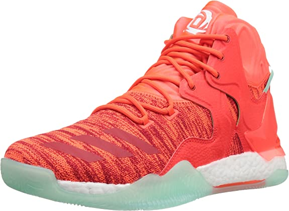 #5 Adidas Performance Men's D Rose 7 Primeknit Basketball Shoe