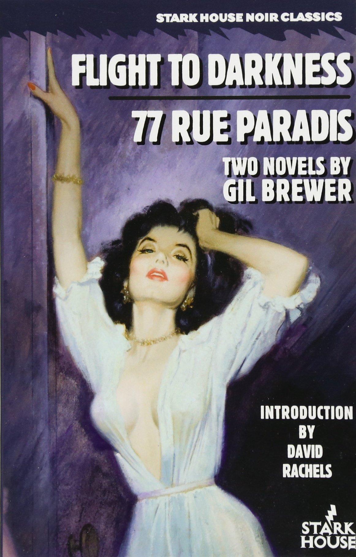 Download Flight to Darkness / 77 Rue Paradis pdf epub
