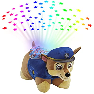 Pillow Pets Nickelodeon Paw Patrol Sleeptime Lites – Chase Plush Night Light: Toys & Games [5Bkhe0303089]