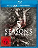 Olaf Ittenbach's : 5 Seasons - Die Fünf Tore zur Hölle - Uncut - 3D & 2D Version & Bonusfilm
