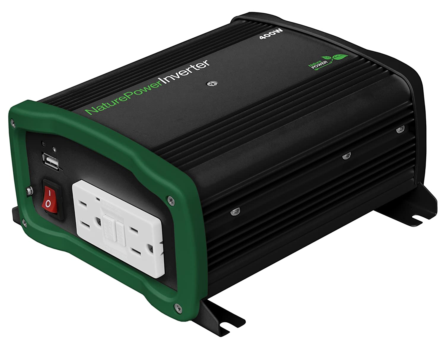 Nature Power 38304 Pure Sine Wave Inverter 400 Watt Design With Code Report Garden Outdoor