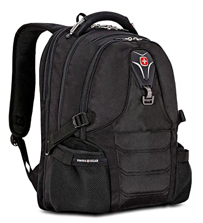 Amazon.com  SwissGear Premium Laptop Notebook ScanSmart Backpack ... 607ba2fd92115