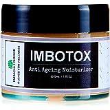 Imiana House IMBOTOX Anti Ageing Moisturizer - Organic & Natural - Paraben-Free Anti Ageing Cream - 50 gms. - 1.75 OZ