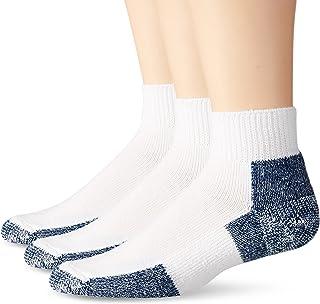Thorlo mens Mini-crew Running Sock 3 Pack Thorlo Men's Socks JMX