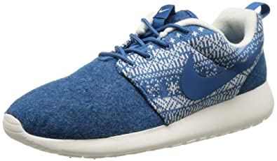272820c22781 Nike Womens WMNS Roshe One Winter Brigade Blue Sail Fabric Size 7