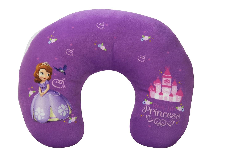 Disney Sofia The First Plush Travel Pillow