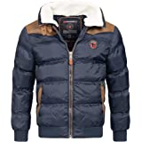 Geographical Norway Abraham Herren Winterjacke Jacke