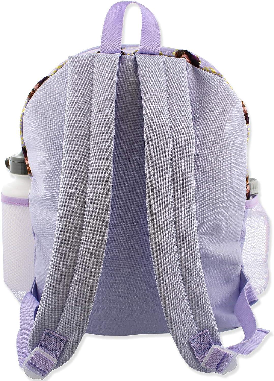 Mochilas Escolares Para Niñas De Princesas Frozen Girls Backpacks Bolsillo Agua