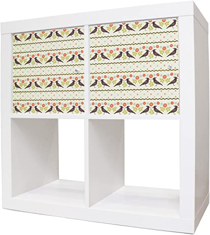 Decorativo para muebles Ikea Expedit/Kallax Armario Muebles ...