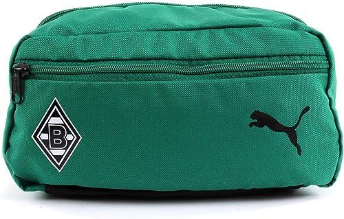 Puma BMG Wash Bag Power Green Black: Amazon.es: Zapatos y complementos