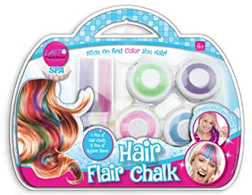 Christmas Gifts For Girls Age 9.Laeto Hair Chalk Ideal Present For Girls Toys Christmas Gifts Chalks For Age 3 4 5 6 7 8 9 Years Old Great For Highlighting All Hair Types And