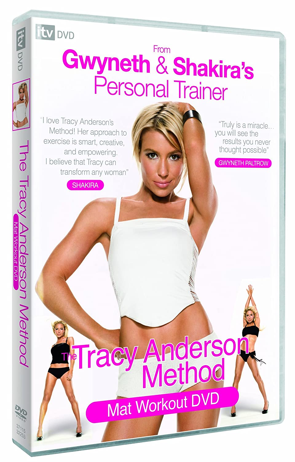 Our top winter fitness DVDs recommendations