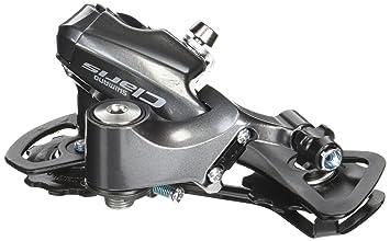 Fietsonderdelen Shimano Claris R-2000 Rear Derailleur 8 GS Silver new