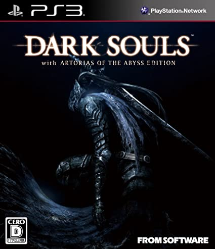 Dark Souls with Artorias of the Abyss Edition (PS3) Games at amazon