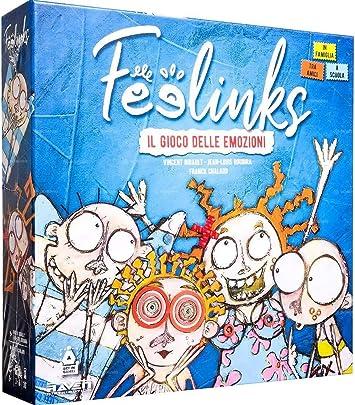 Feelinks - El Juego de emociones: Roubira, Jean-Louis: Amazon.es: Juguetes y juegos