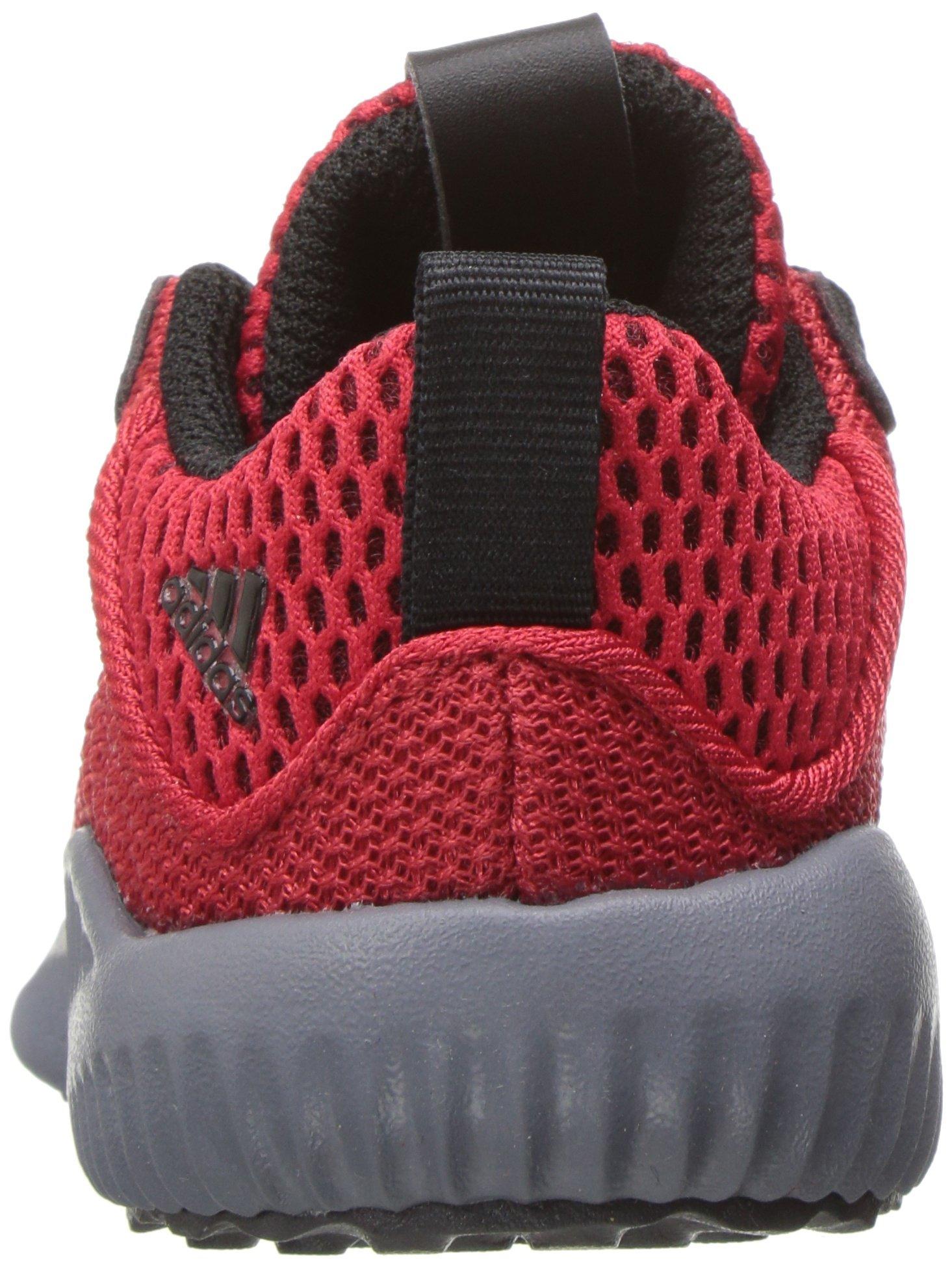 adidas Kids' Alphabounce Sneaker, Scarlet/Satellite/Black, 8 M US Toddler by adidas (Image #2)