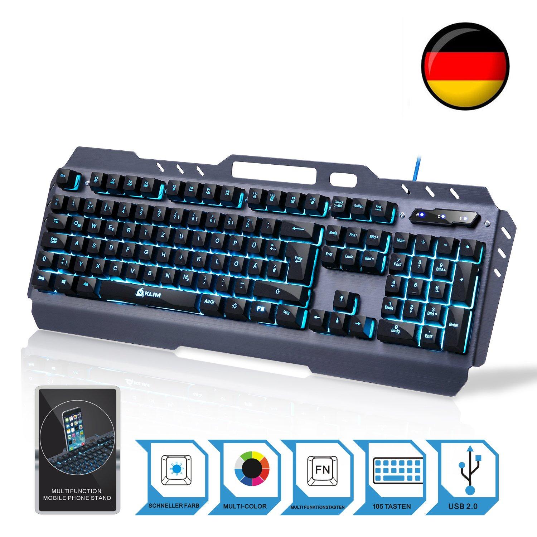 Beste Logitech Beleuchtete Tastatur Verdrahtet Galerie - Der ...
