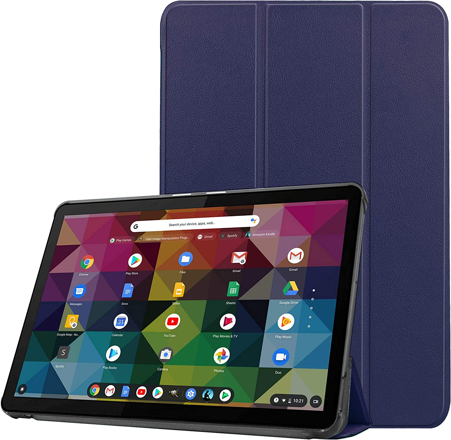 Case Compatible with Lenovo IdeaPad Duet Chromebook 10.1