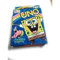 Sponge BOB UNO Cards