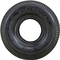 "Marathon 4.10/3.50-4"" Pneumatic (Air Filled) Hand Truck / All Purpose Utility Tire"