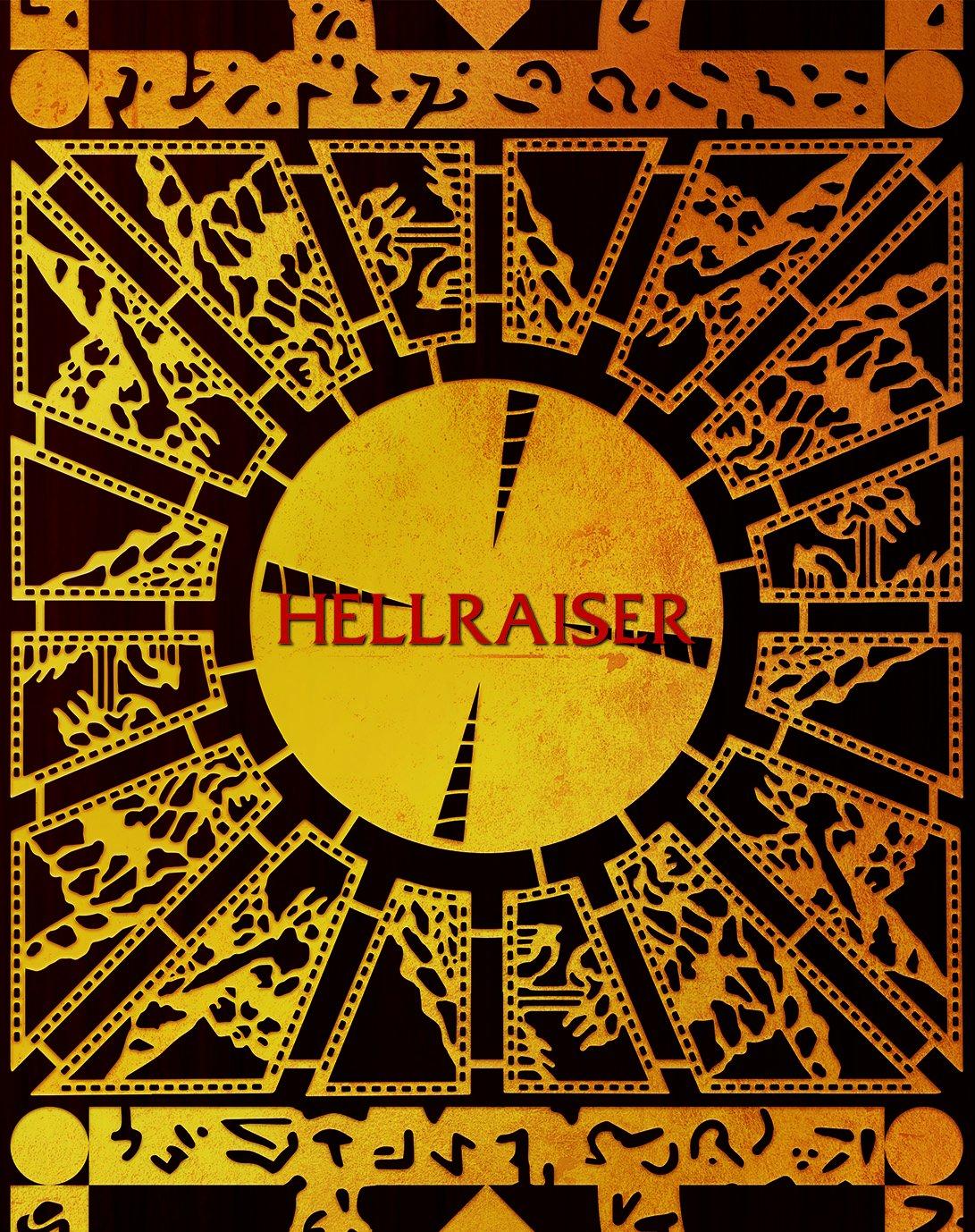 ヘルレイザー1,2,3 最終盤HDニューマスター版 [Blu-ray] B01M9CLYNU