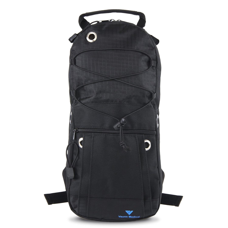 Details about Medical Oxygen Cylinder Tank Backpack Bag With Adjustable  Straps M6/M9 Cylinders