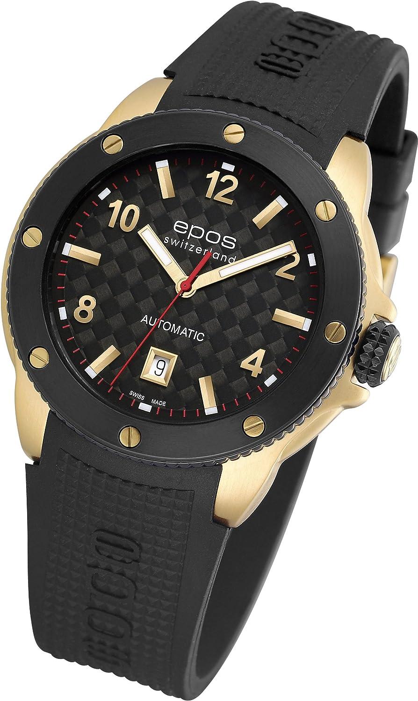 [エポス]EPOS 腕時計 スポーツコレクション オートマチック GP 3389GPBBKR メンズ [正規輸入品] B001FSKHHW