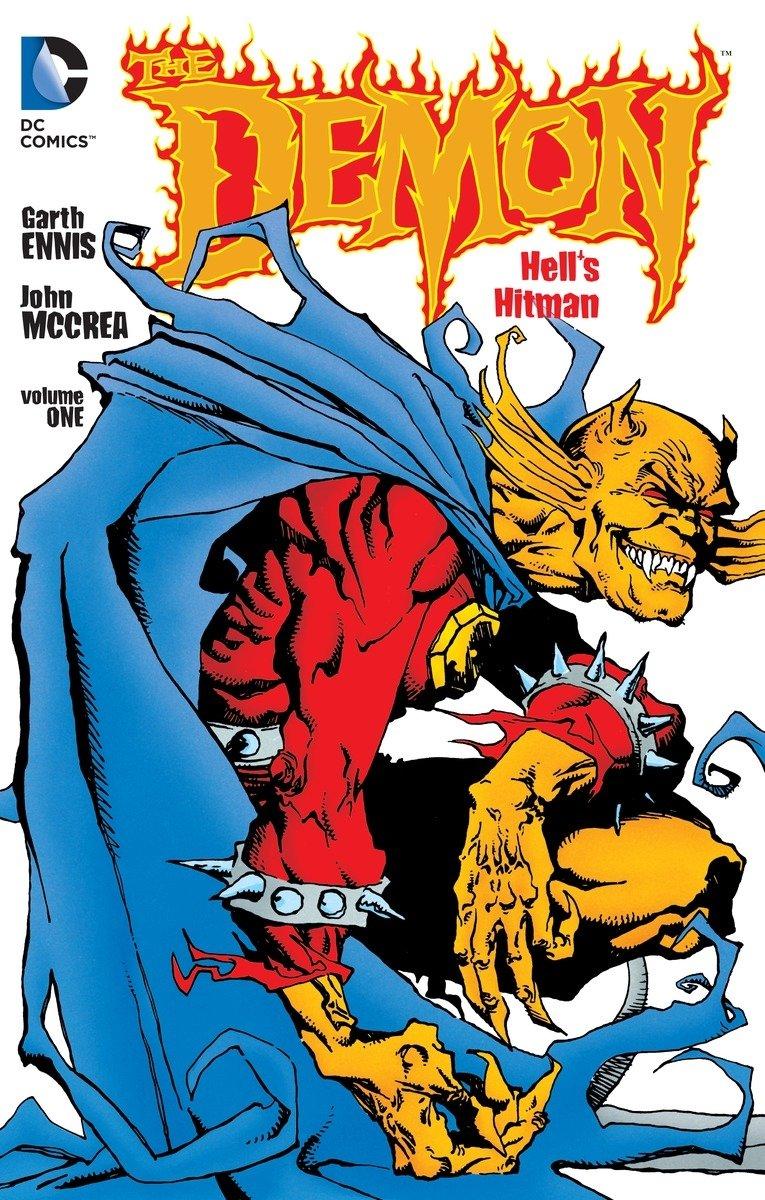 Read Online The Demon Vol. 1: Hell's Hitman PDF