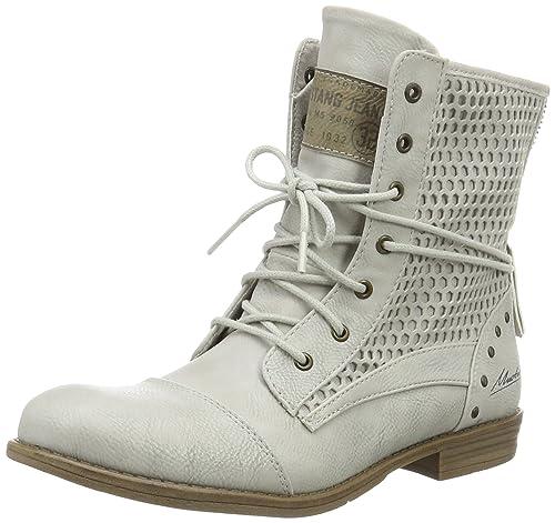 Mustang Damen 1157-542-203 Combat Boots