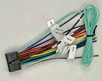 Wiring Harness Part Number Bv B on